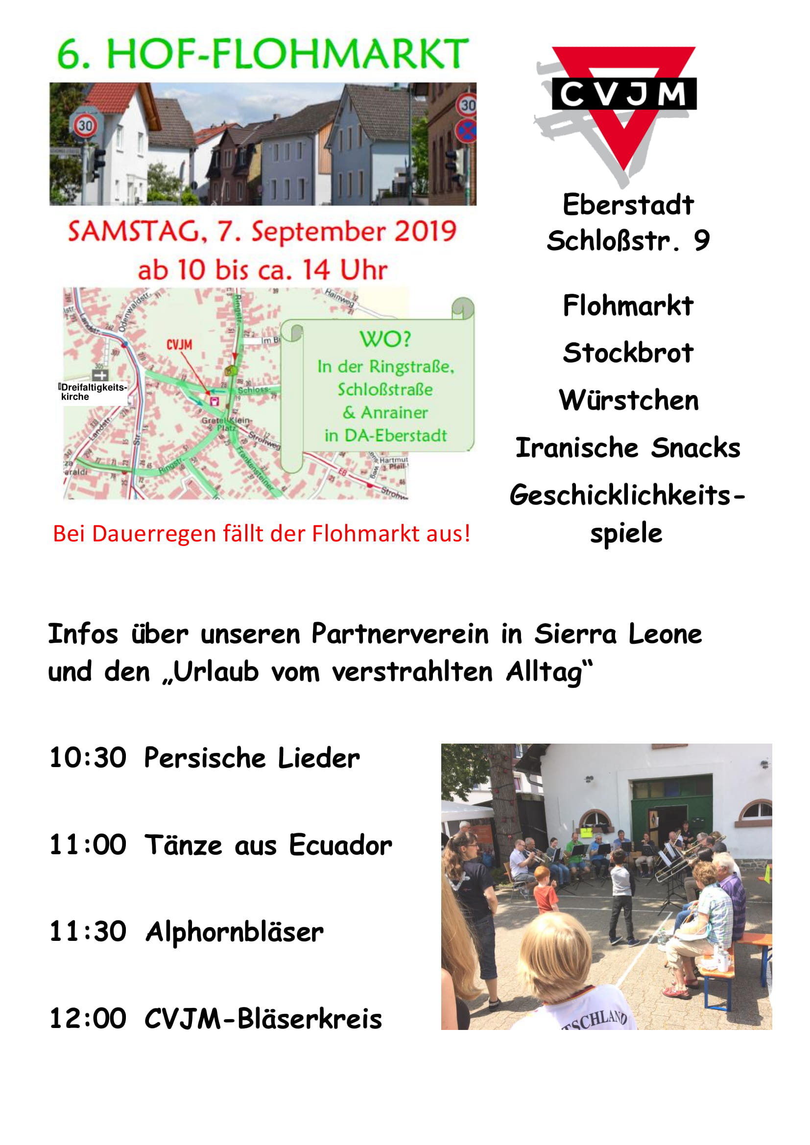 internationaler tag 2019